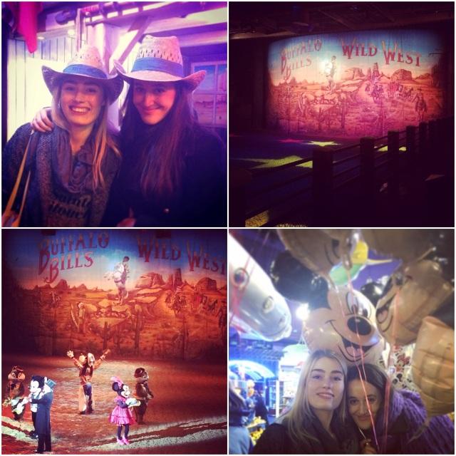Disney Village de Disneyland Paris-Wild West Show