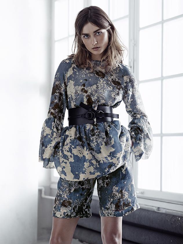 H&M Conscious Exclusive 2014-Andreea Diaconu-2