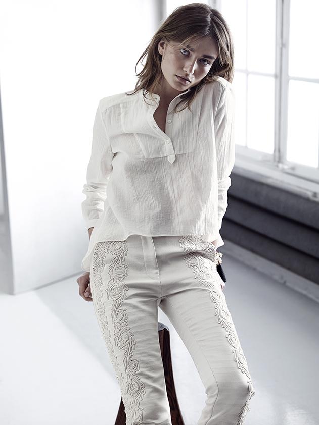 H&M Conscious Exclusive 2014-Andreea Diaconu-3