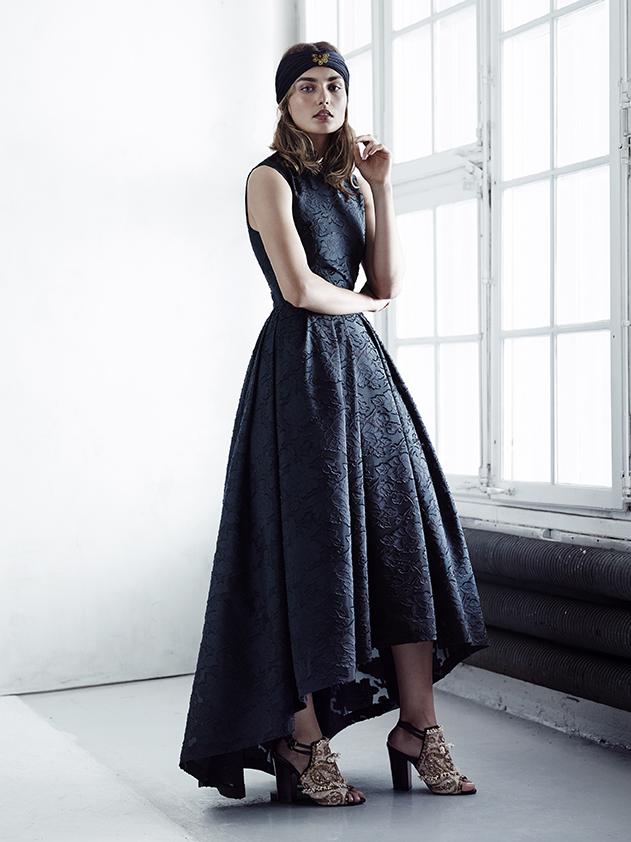 H&M Conscious Exclusive 2014-Andreea Diaconu-5