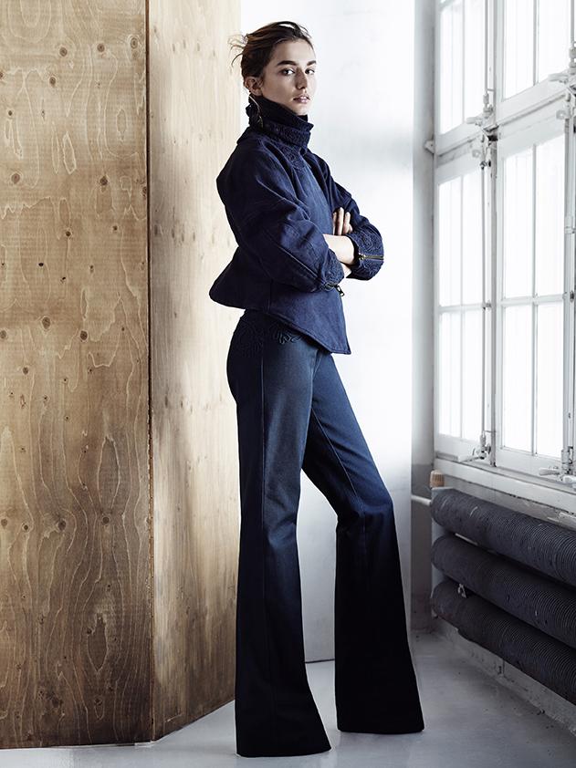 H&M Conscious Exclusive 2014-Andreea Diaconu-7