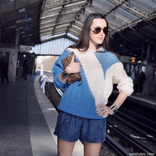 Vintage Sweater-Wool