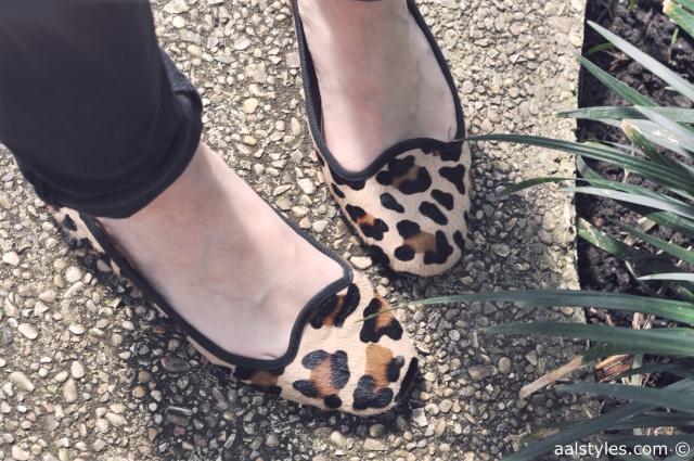 4.Leopard Print Pony Hair Slipper-Anna Baiguera