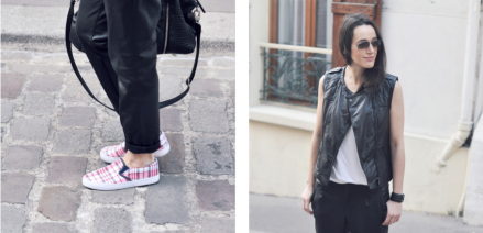 Slip-on Tati-Imprimé Barbès-Blog mode