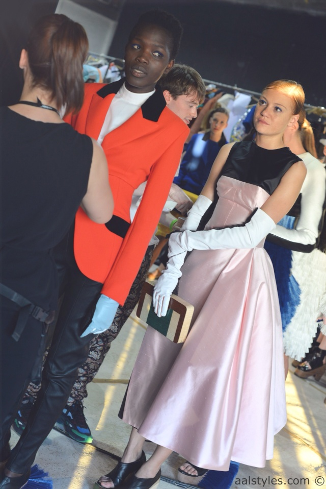 Anvers-Graduation Fashion Show 2014-Academy 12