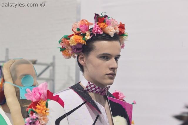 Anvers-Graduation Fashion Show 2014-Academy 14