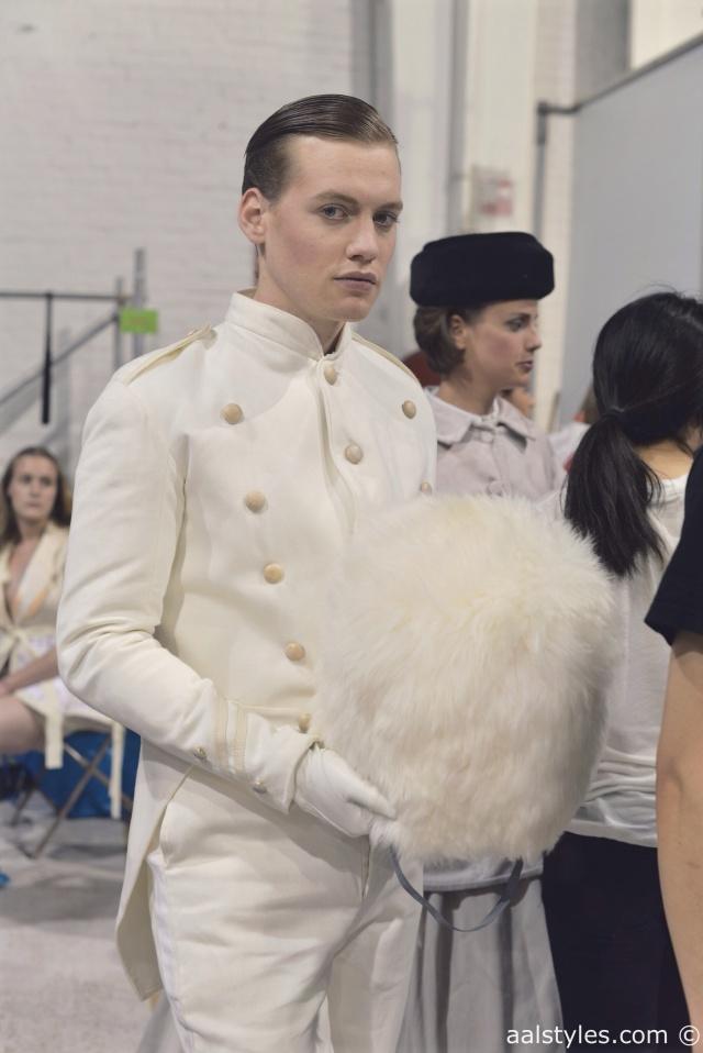 Anvers-Graduation Fashion Show 2014-Academy 17