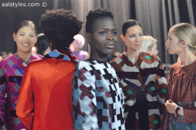 Anvers-Graduation Fashion Show 2014-Academy 18