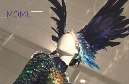 Birds of Paradise-MoMu-Antwerp-Fashion Cover