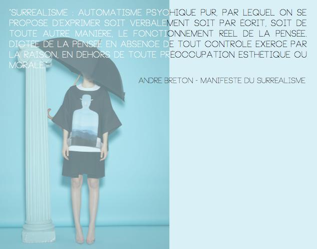 Définition Surréalisme-André Breton