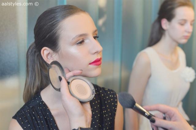 MAC Cosmetics make-up artists and backstage-4