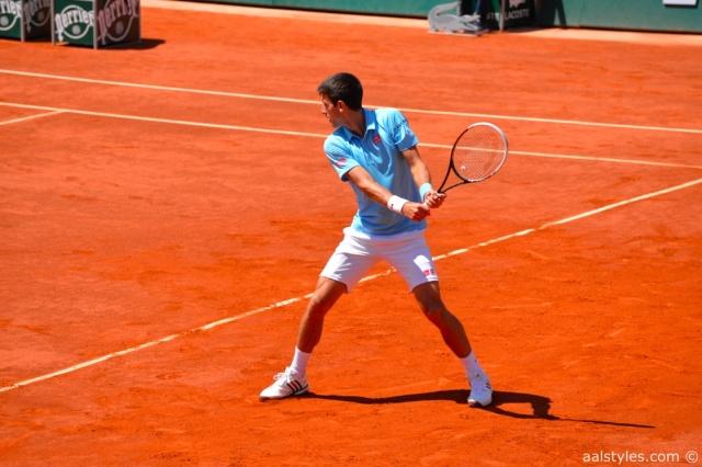 Roland Garros 2014-0-Novak Djokovic