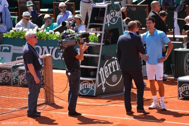 Roland Garros 2014-12-Novak Djokovic