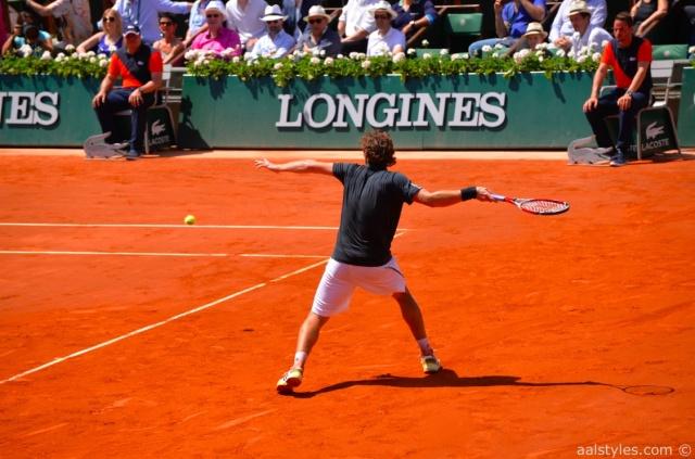 Roland Garros 2014-3-Ernests Gulbis