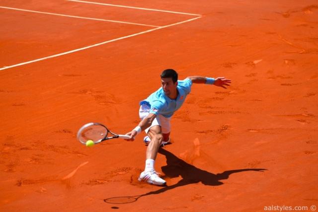 Roland Garros 2014-4-Novak Djokovic