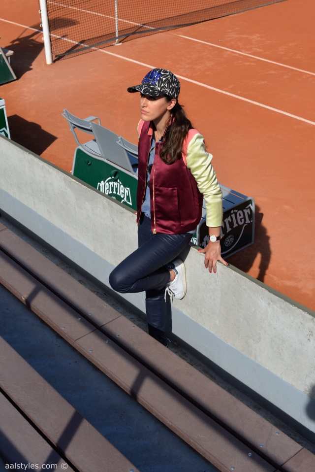 Roland Garros 2014-5