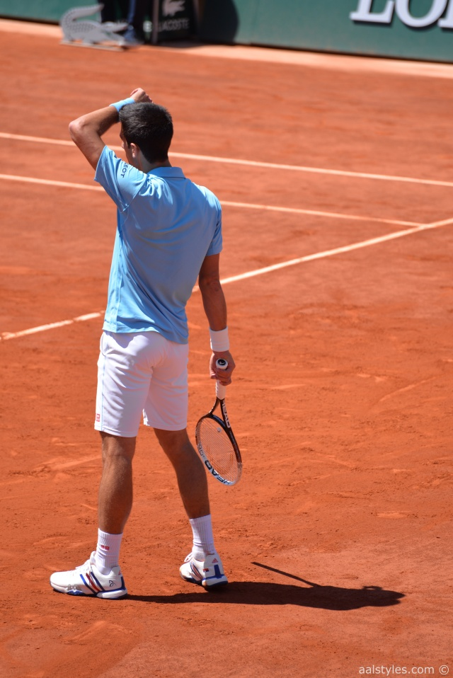 Roland Garros 2014-6-Novak Djokovic