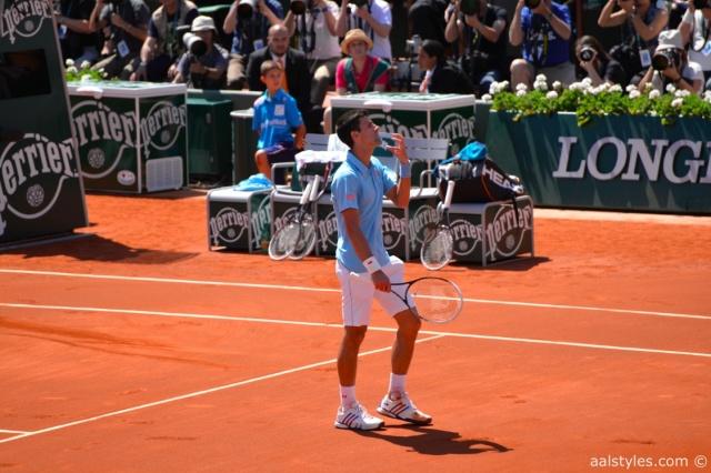 Roland Garros 2014-8-Novak Djokovic