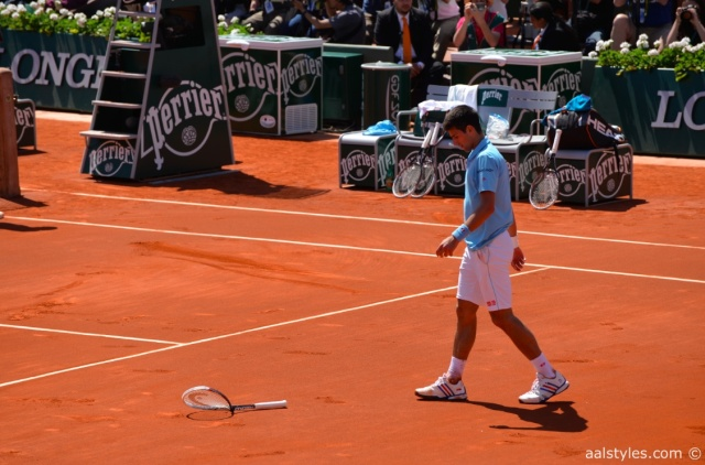 Roland Garros 2014-9-Novak Djokovic