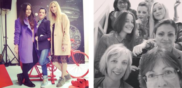 3 Suisses Press Days-Automne-Hiver 2014-Selfies