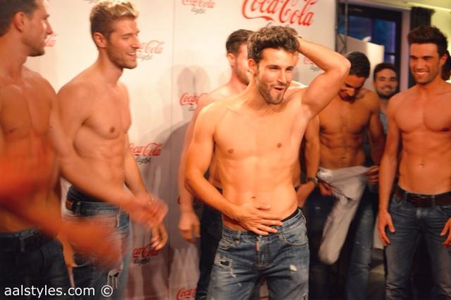 Homme Coca-Cola Light 2014-Coca-Cola Light man-Jury-Sophie Ismail-11-Filippo Renzo
