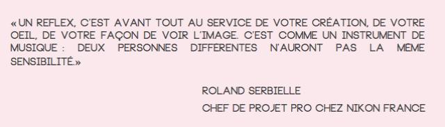 Roland Serbielle-Nikon France