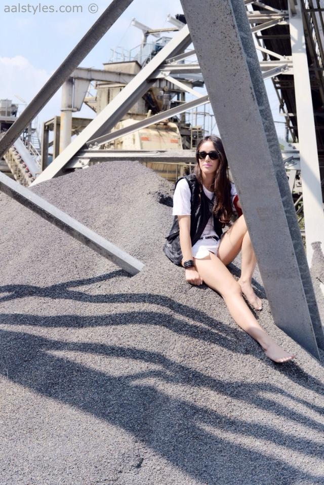 Birkenstock blanches-Blog mode-7