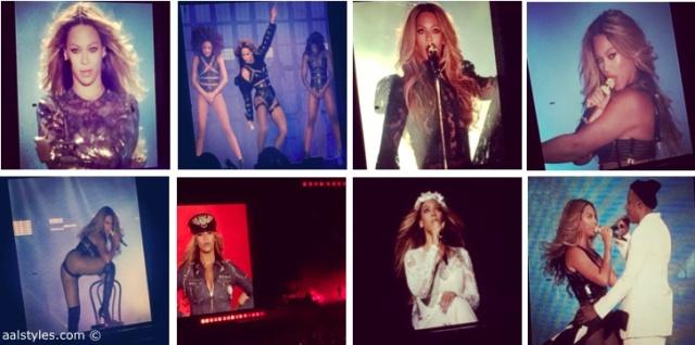 Beyoncé x JayZ-On the Run Tour Paris-Stade de France-American Express 3