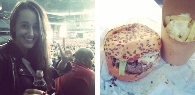 Beyoncé x JayZ-On the Run Tour Paris-Stade de France-American Express 4