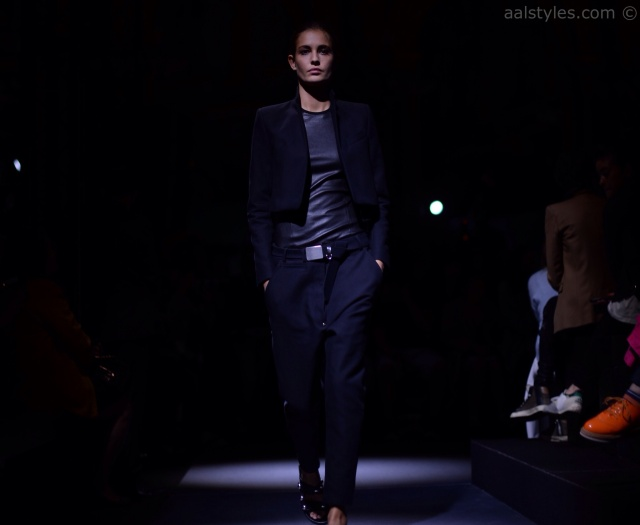 Irfé SS15-Andreea Diaconu-Paris Fashion Week-3