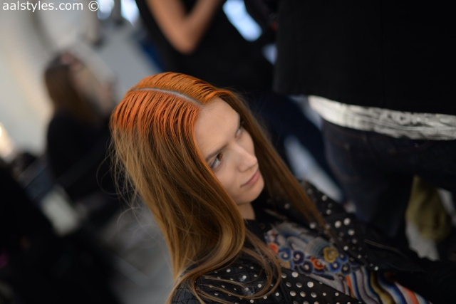 Maxime Simoëns-SS15-Backstage-Bumble and bumble-1