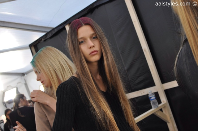 Maxime Simoëns-SS15-Backstage-Bumble and bumble-10