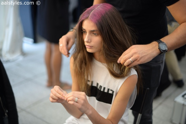 Maxime Simoëns-SS15-Backstage-Bumble and bumble-2