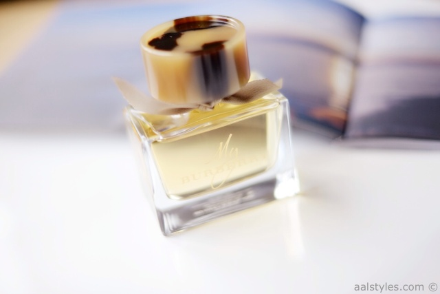 Burberry Maquillage-My Burberry Parfum-4