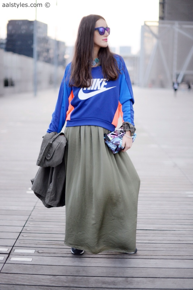 Nike sweatshirt FEARLESS-Zalando-2