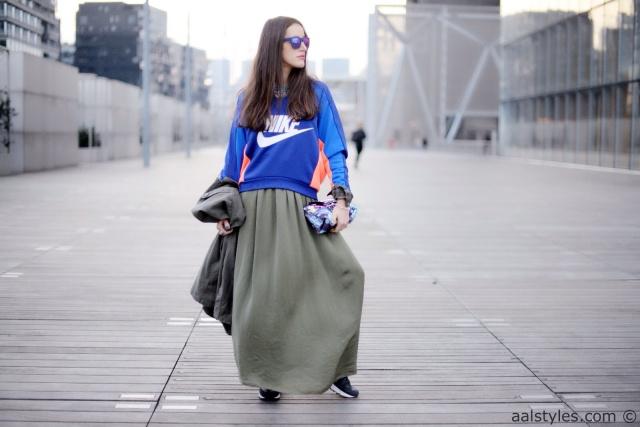 Nike sweatshirt FEARLESS-Zalando-4
