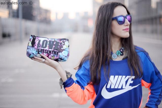 Nike sweatshirt FEARLESS-Zalando-6