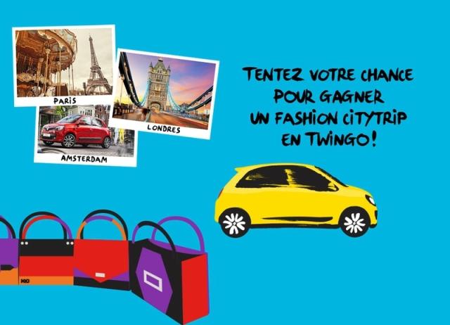 Twingo Fashion Challenge-RenaultTwingoFR