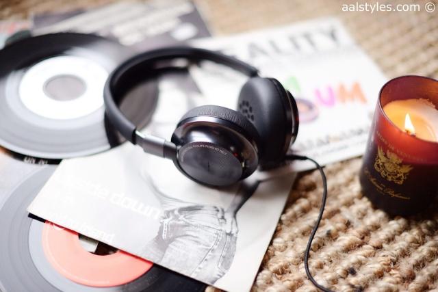Philips-Casque Fidelio NC1-Woox