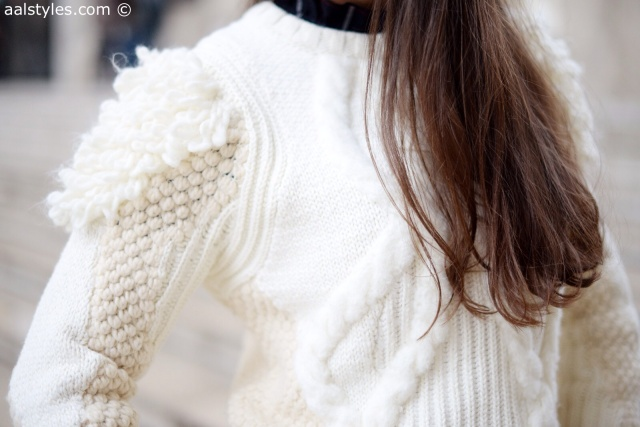 TEXTURE-KNIT SWEATER-& Other Stories-3