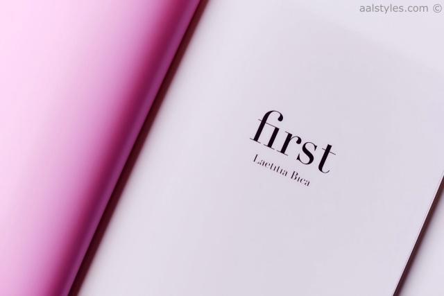 FIRST-Laetitia Bica-Editions du Caïd-1