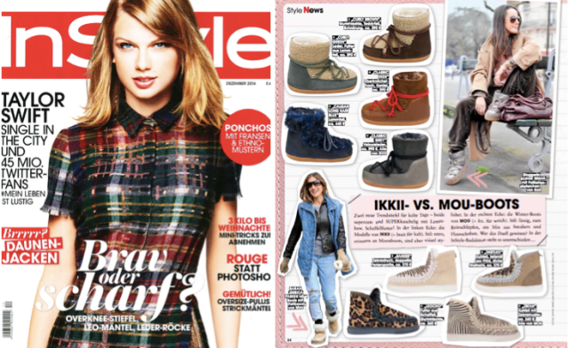 InStyle Germany-Fashion bloggers