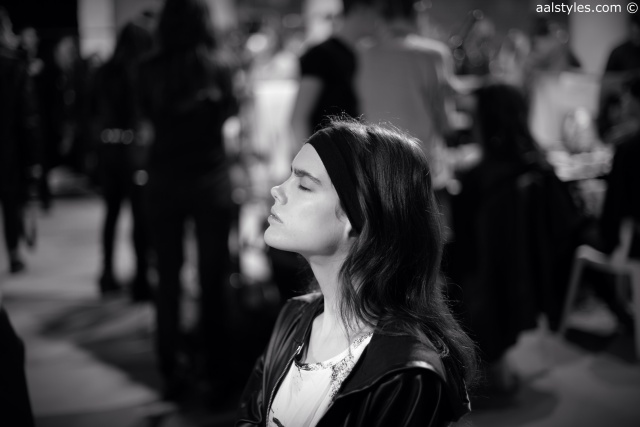 Cédric Charlier-Automne-Hiver 15-16-Backstage-Bumble and bumble-10
