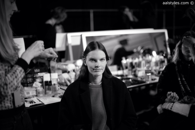 Cédric Charlier-Automne-Hiver 15-16-Backstage-Bumble and bumble-7