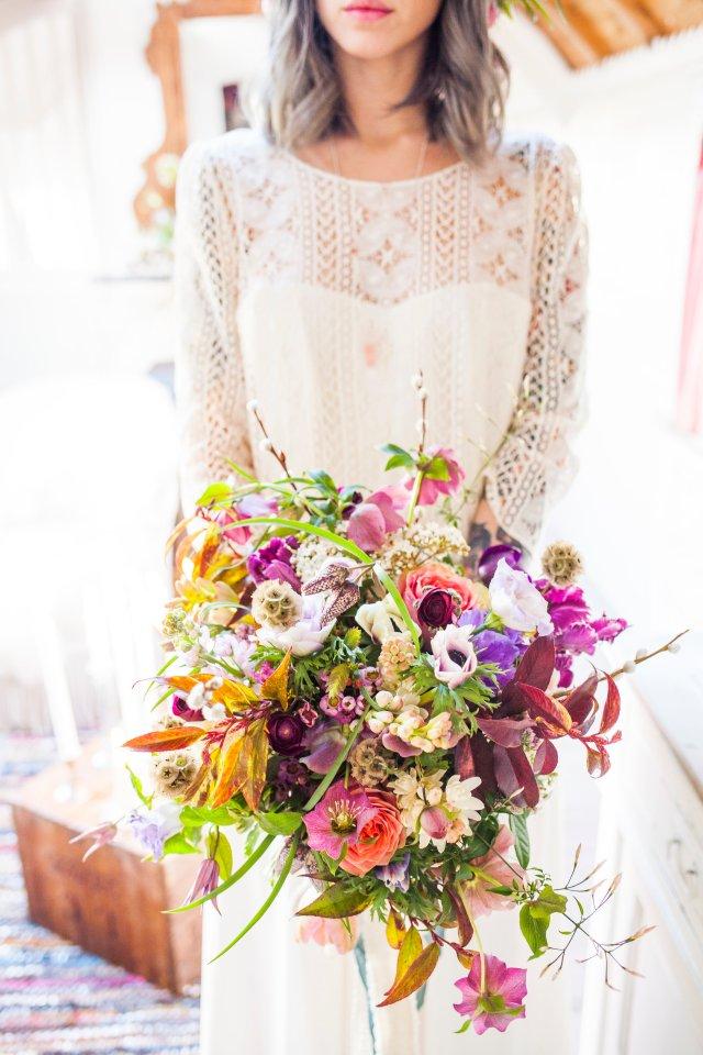 7-IMG_0260-Wild Flower Fairy-roses et violettes