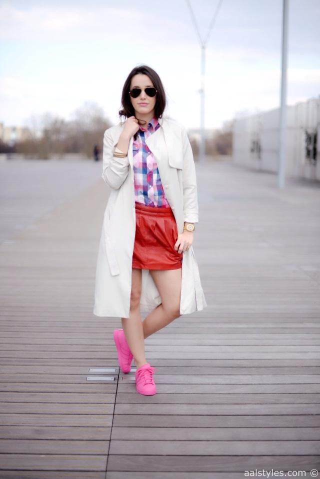 Pharrell x Adidas Superstar Supercolor-Semi Solar Pink-Fashion Blog-3