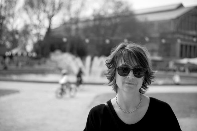 Frédérique Leroy-Costumière-By Sven Laurent