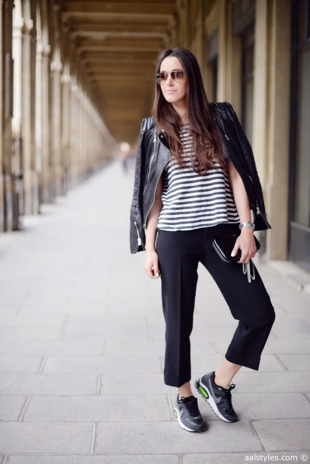 Cropped pants fashion blog-5