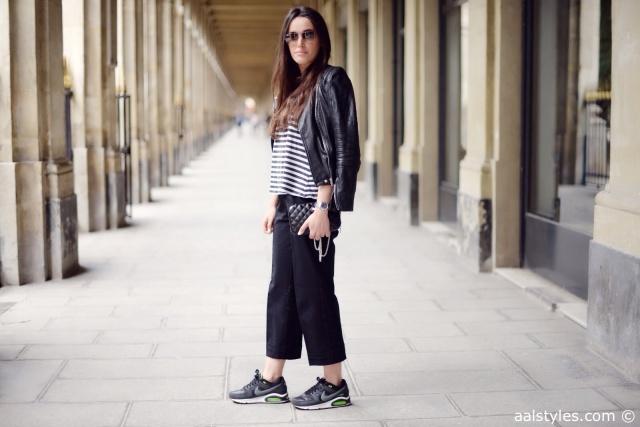 Cropped pants fashion blog-7