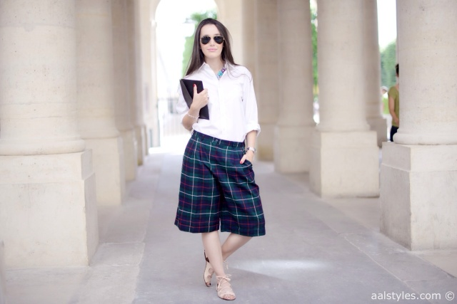 Culottes-Bermuda shorts-Fashion Bloggers-1